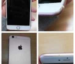 Apple iPhone 6s Plus Rosegold