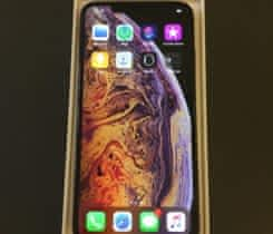 iPhone XS MAX 64 GB GOLD – STAV NOVÉHO –