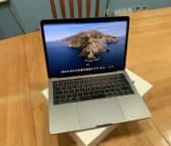 """MacBook Pro 13"""" 2018, záruka do 5/2023"""