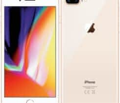 NOVÝ Apple iPhone 8 Plus 256GB Gold