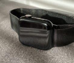 Apple Watch series 4, 44mm, Černé Ocelov
