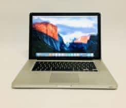 Macbook Pro 15, i7, 2011, 8GB RAM ZARUKA