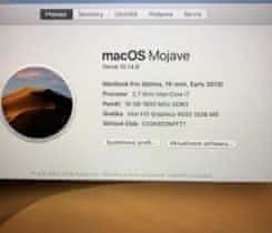 "MacBook Pro 15"" Early 2013"