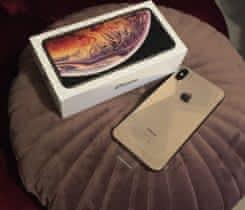 Nový iPhone XS Max 256GB Gold