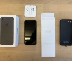 iPhone 7 128 Gb Matná černá