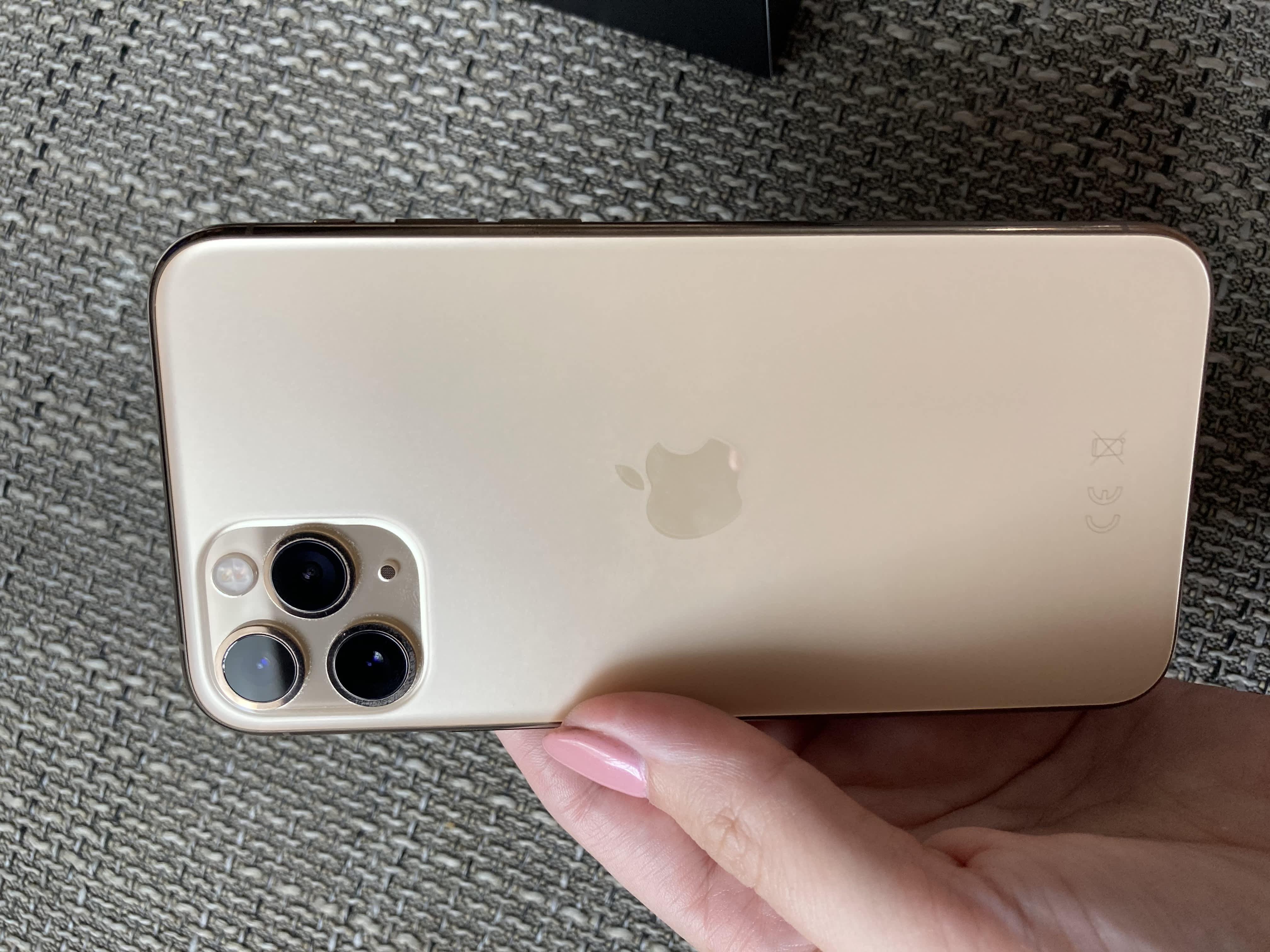 iPhone 11 Pro Gold 64 gb záruka 05/2021 - Apple Bazar