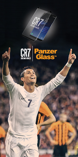 CR7 Panzer Glass