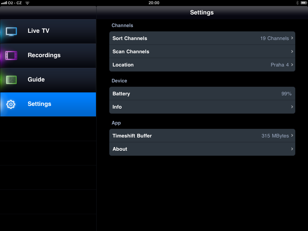 Recenze DVB-T tuneru EyeTV Mobile pro iPad 2