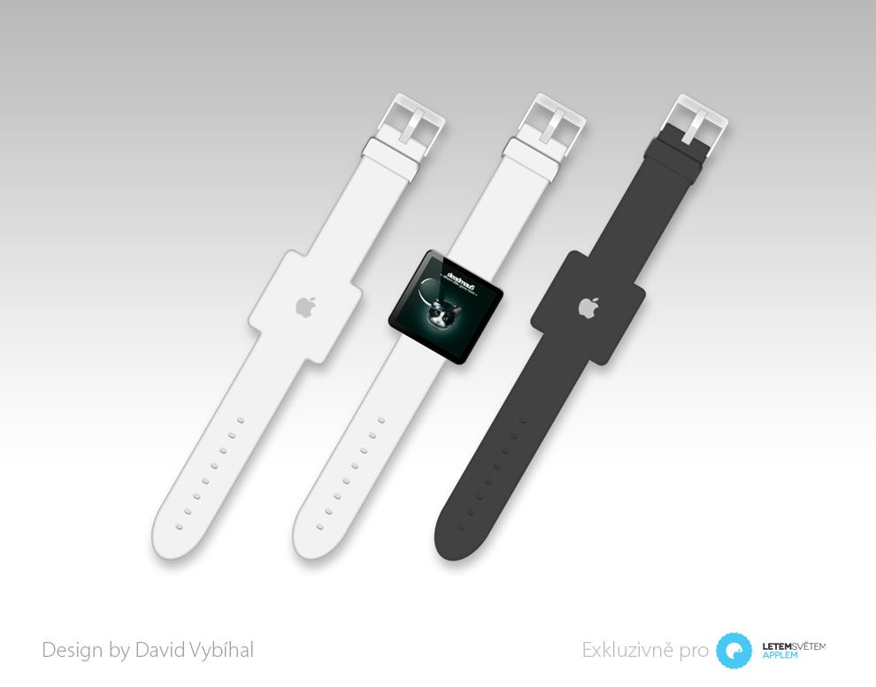 Apple iWatch – čo o nich zatiaľ vieme?