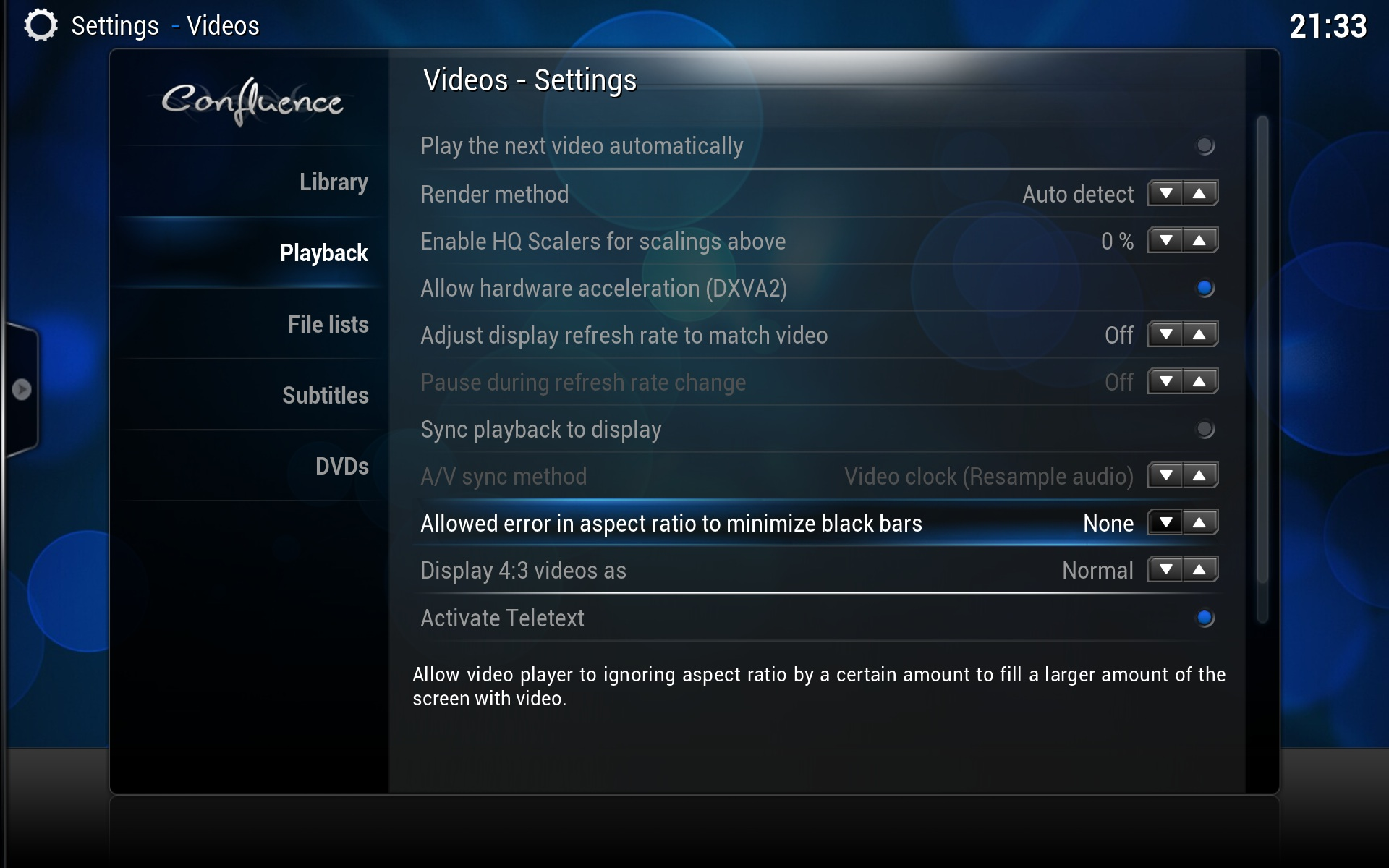 Hardware acceleration android xbmc download
