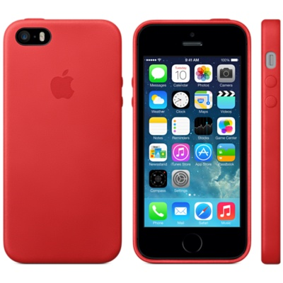 Apple představil iPhone 5c a iPhone 5s Case  kožený a silikonový ... ff0f9118fe5