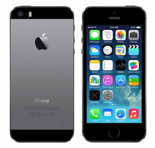 Iphone-5s-black - icon