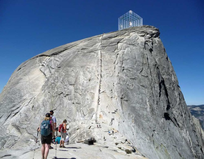 Apple Store Half Dome