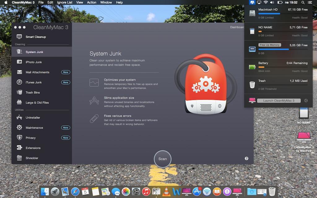 Recenze CleanMyMac 3: pochopíte, že předchozí verze byla jen demo! – Letem  světem Applem – Apple magazín