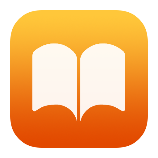 iBooks iOS 8 icon