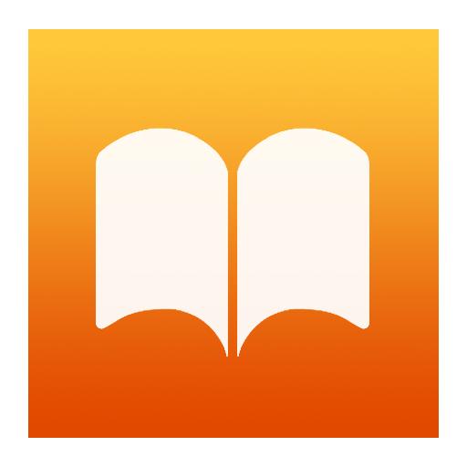 iBooks iOS 8 icon