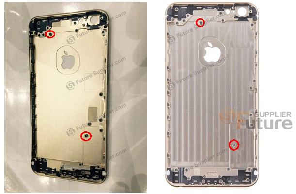 Uniklé snímky iPhonu 6s Plus naznačují silnější tělo 155265eee95