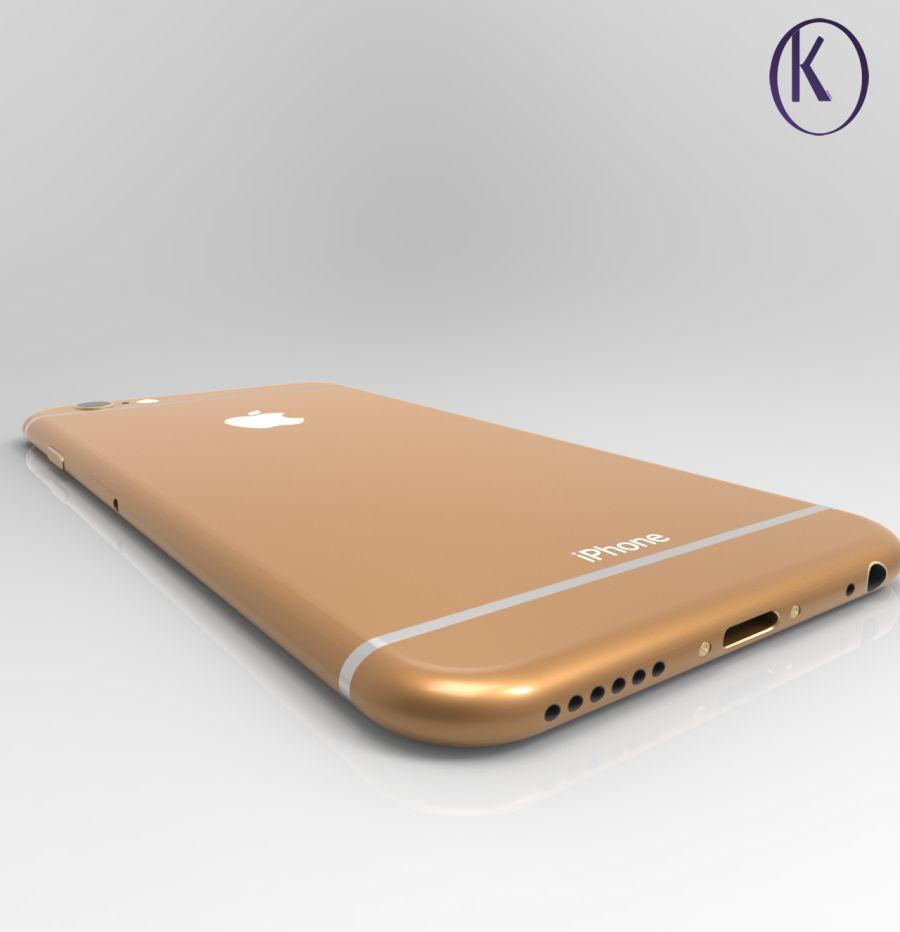 Koncept iPhone 6c - svetapple.sk