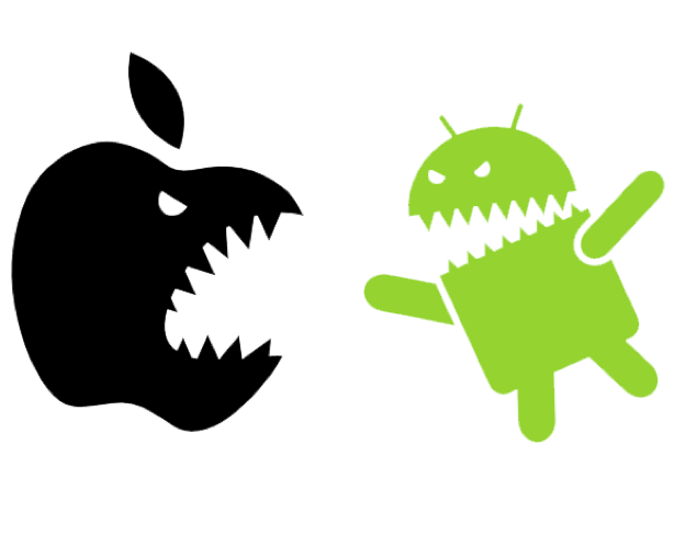 Android iOS iPhone icon