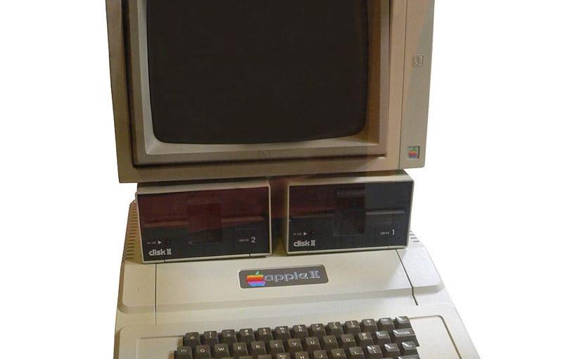 Apple II icon
