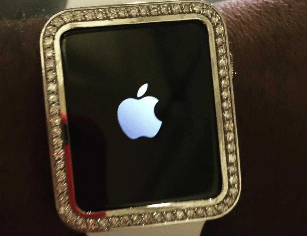 Apple Watch diamond