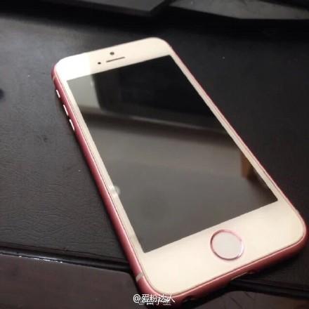iPhone 6S Rose Gold - svetapple.sk