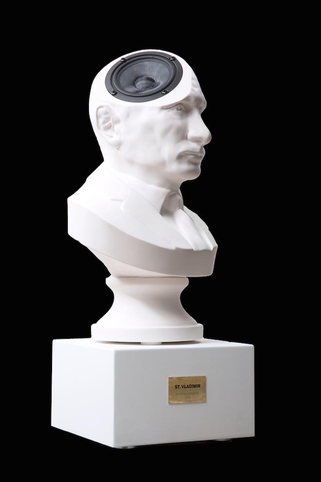 Vladimír Putin ako reproduktor je dostupný už za 1111 euro! - svetapple.sk