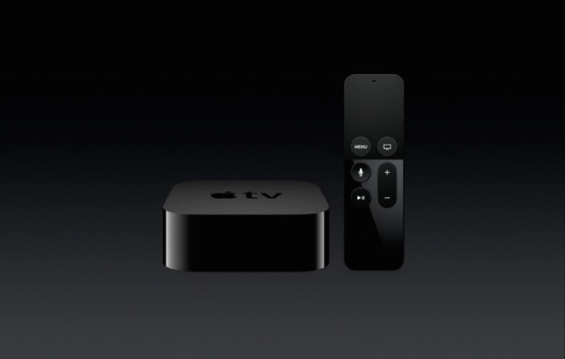 Apple TV 4. generácie - svetapple.sk