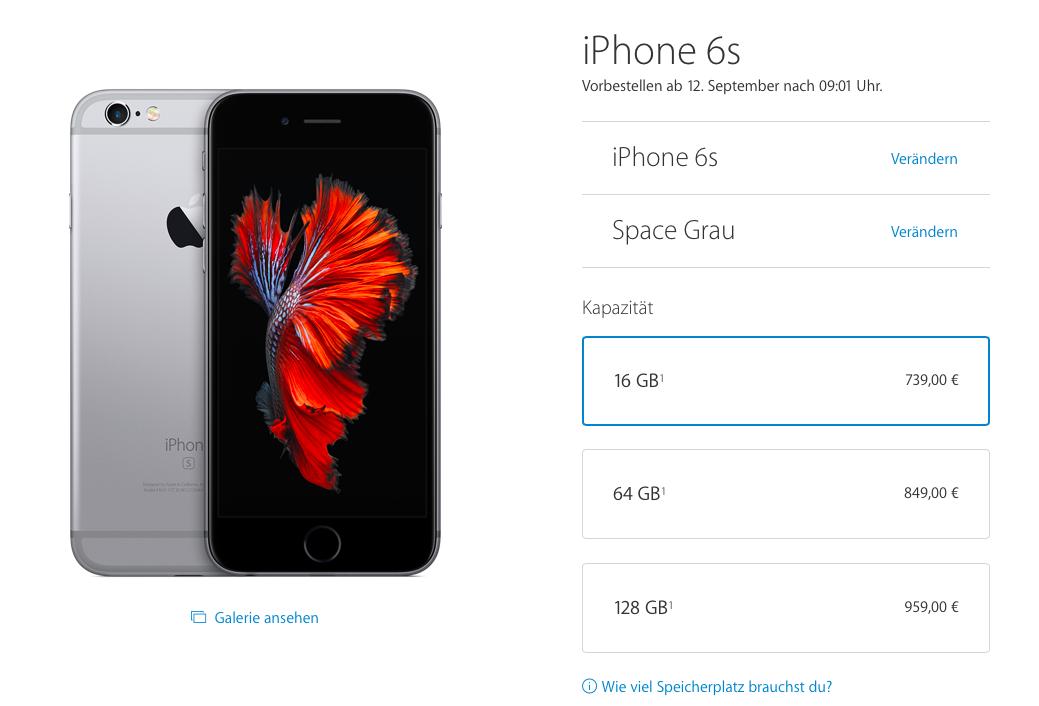Apple V Evropě Opět Zdražil Iphony Iphone 6s Bude V Čr Draž 237