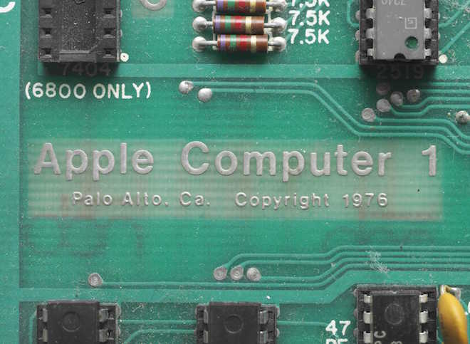 Apple 1 4