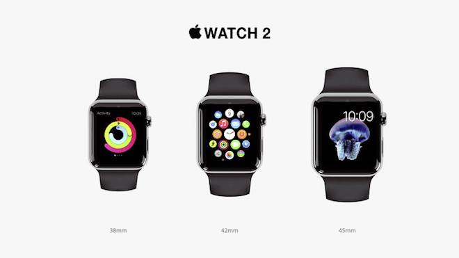 Apple Watch 2 concept 1