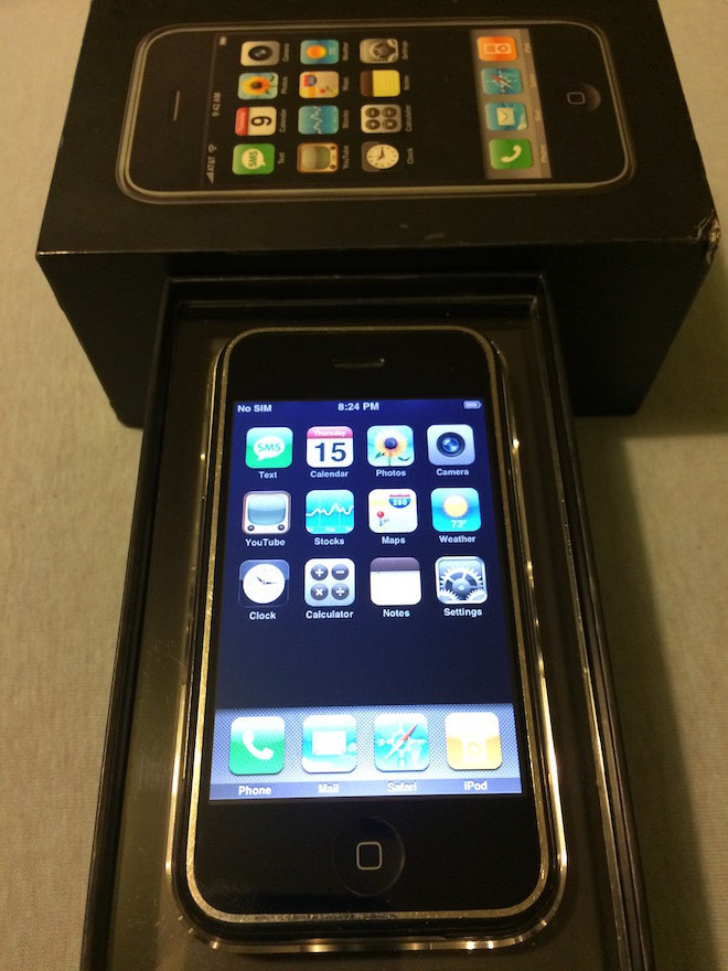iPhone2G 2