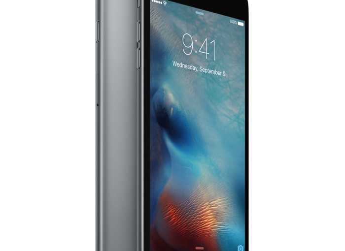 iPhone 6s Space Gray icon