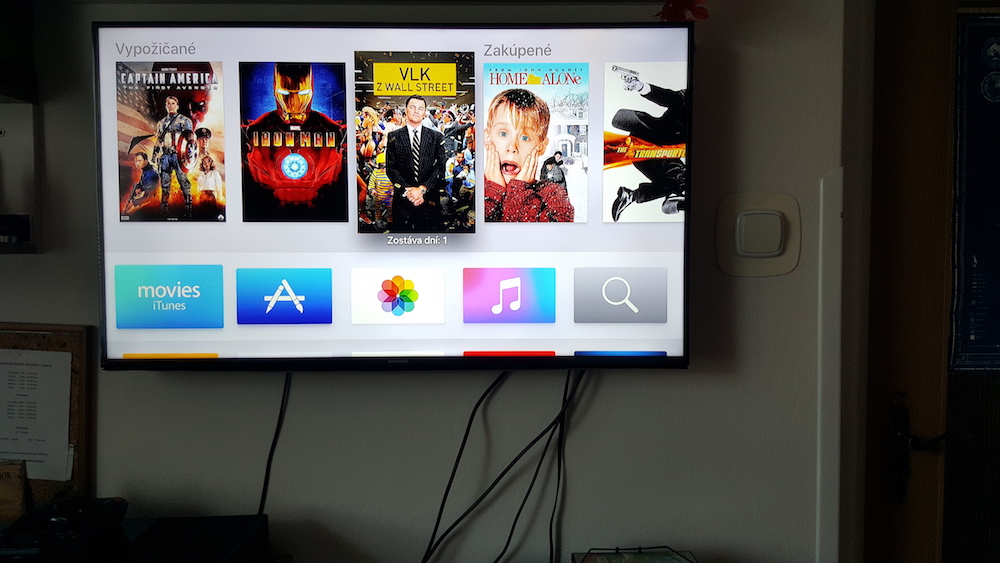Apple TV Home