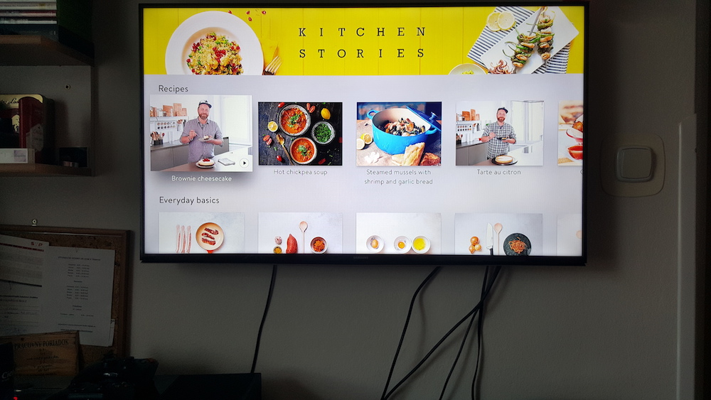 Apple TV Kitchen Stories