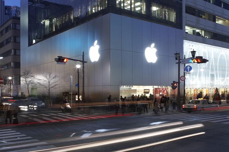 Tokyo Apple Store - svetapple.sk