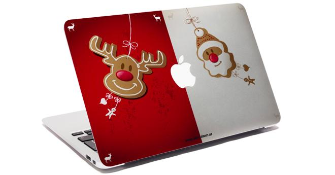 Christmas MacBook