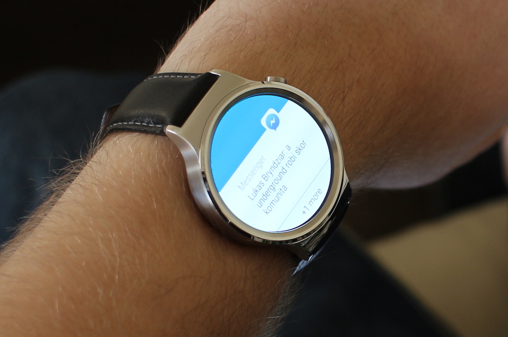 Huawei Watch Messenger