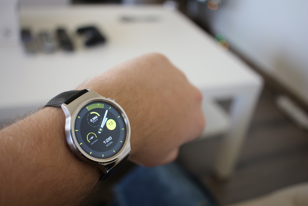 Huawei Watch Sport Face