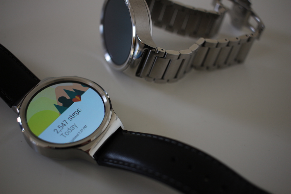 Huawei Watch Steps