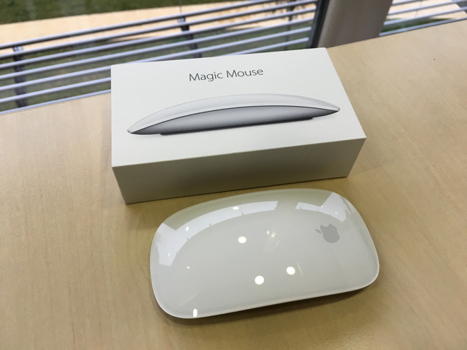 Magic Mouse 2 3