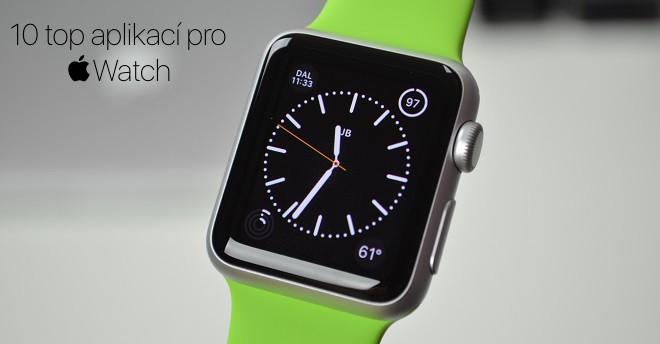 10 nejlepších free aplikací a her pro Apple Watch