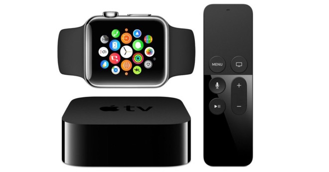 Apple TV Apple Watch
