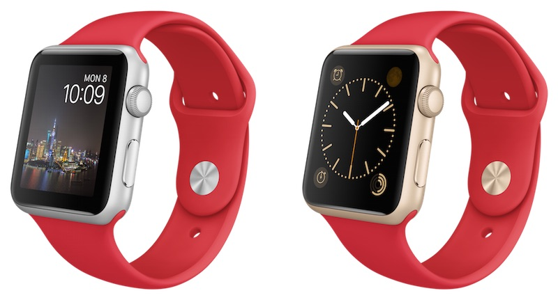 Apple Watch Sport Chinese New Year