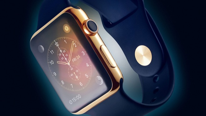 Apple Watch Gold FB