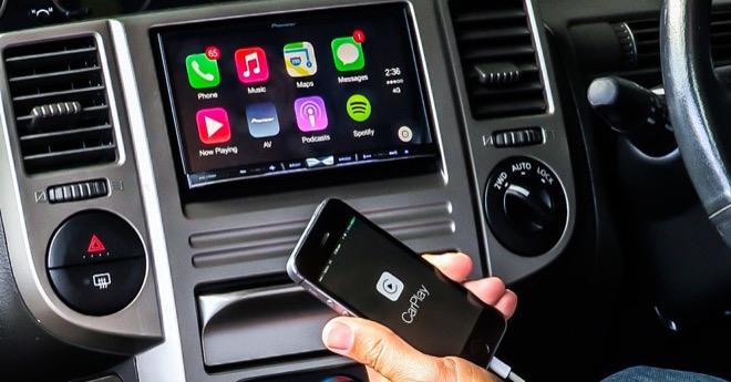 CarPlay FB