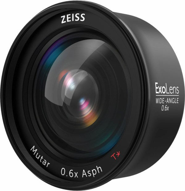 ExoLens Carl Zeiss Wide-Angle 0.6x for iPhone 6s