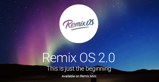 Remix OS 2.0 Android Mac