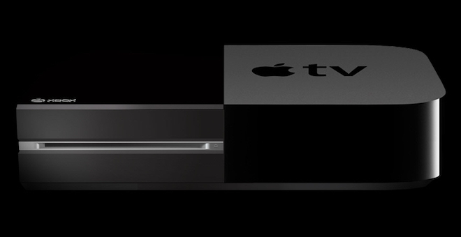 Xbox One Apple TV