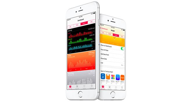 iOS 9.3 Health